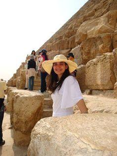 Visita às Pirâmides de Gizé e à Esfinge, no Egito. Pirâmides do Egito.