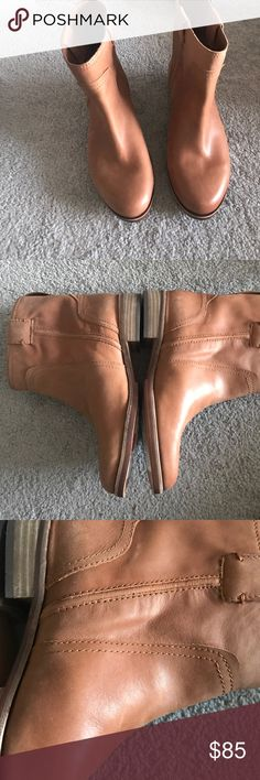 Vince camuto short boots Style vc-ruty. New in box. All leather Vince Camuto Shoes Ankle Boots & Booties
