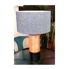 CaxtonAlile Grey Slate Lampshade  Wafer Table Lamp #BeTheLight CaxtonAlile Living CaxtonAlile Designs  #CaxtonAlileLiving #November #Design #InteriorDesign #interiors #DesignNow #nigerianDesigner #lighting #CALCandyCollection #proudlyNigerian #lightingdesign  #CaxtonAlile #design #designlighting #caxtonaliledesigns #CALCandyCollection #interiors #AfricanCandy #MadeInNigeria #itastelikecandy #africaninteriors #asooke #African #AfricanDesigner #AfricanInteriordesigners #africaHandMade…