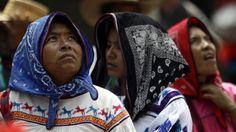 El 'crimen' de no hablar español tiene a más de 8.000 indígenas mexicanos en la cárcel - RT
