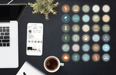 30 Travel Instagram Highlight Icons by Jakesout Event Flyer Templates, App Covers, Iphone Icon, Icon Collection, Instagram Story Ideas, Instagram Highlight Icons, Photoshop Design, Story Highlights, App Icon