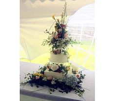 Flowers for wedding cakes - WED019