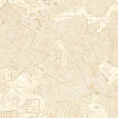 Tina Higgins - Life Enjoy the Ride - Map Toile in Cream