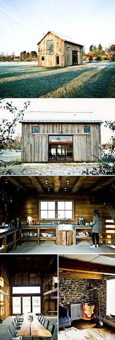 This is it! I want to build this retreat in Idaho. Someday to retire there too! Great space for family. LOVE: