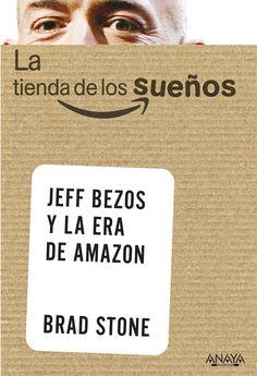 «La tienda de los sueños. Jeff Bezos y la era de #Amazon», la verdadera biografía de un genio de la tecnología que constituye uno de los primeros y más grandes hitos en Internet y que ha transformado para siempre la forma de comprar y la forma de leer. Es el balance auténtico de una empresa de nuestra era y el resultado de una mirada muy personal al emprendedor que la fundó.  http://anayamultimedia.com/libro.php?id=3610392