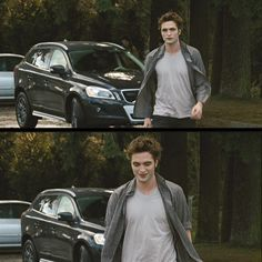 Edward Cullen;  not since Mr. Darcy has there been a literary equivalent...