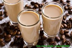 Irish Cream, Glass Of Milk, Alcohol