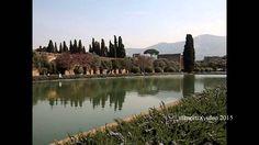 Hadrian's Villa - Tivoli, Villa Adriana, il Pecile in HD 1080 (manortiz)