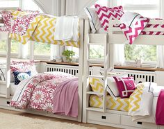 Teenage Girl Bedroom Ideas   Sleepovers   PBteen