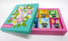 Clipper tea gift box Qualvis