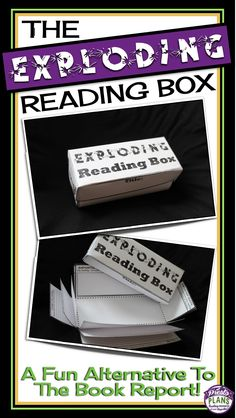 Pizza venn diagram book report project templates worksheets the exploding reading box is a fun interactive assignment that is a great alternative to the book report and it can be used with any reading ccuart Gallery
