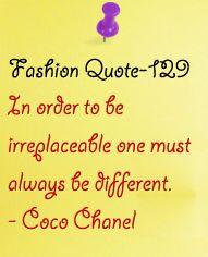 Fashion Quote 129 - http://reneesadvice.com