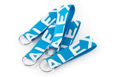 Alexela Group OÜ elastikpaelaga võtmehoidja www. Group, Personalized Items