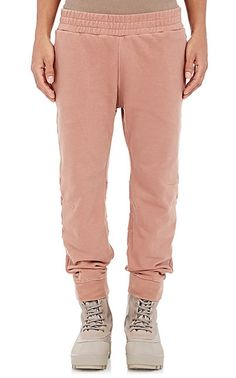 adidas Originals by Kanye West YEEZY SEASON 1 French Terry Sweatpants - Casual - Barneys.com