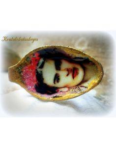 Δαχτυλίδι Frida Kahlo