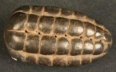 Museo Chileno de Arte Precolombino » Figurilla fitomorfa: mazorca de maiz.