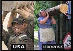 US Marine Training / Meanwhile in Russia--lol! Funny Cute, Funny Jokes, Hilarious, Funny Humour, Meanwhile In Russia, Military Humor, Us Marines, Funny Bunnies, Funny People