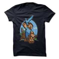 View images & photos of minecraft t-shirts & hoodies