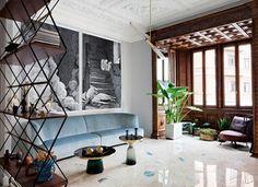 Milano Art Nouveau Apartment | Styles | Share Design | Home, Interior Design, Architecture, Design Ideas & Design Inspiration Blog