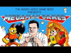 TEN YEARS!!!! Wow. I'd feel old if I felt old.  MEGA MAN Games (DOS, PS1, PS2) Angry Video Game Nerd: Episode 139 - YouTube