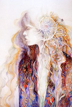 In everybody's life there's a point of no return.   And in a very few cases,   A point where you can't go forward anymore.   And when we reach that point,   All we can do is quietly accept the fact.   That's how we survive ♥   Haruki Murakami  Art by Helena Nelson Reed