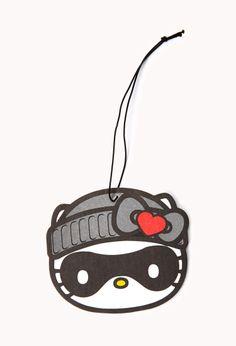 Hello Kitty Air Freshener Pack   FOREVER21 Freshen up with #HelloKitty #AirFreshener #F21Crush