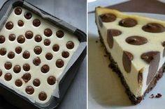 Překvapte svoji rodinu či přátele netradičním cheesecakem s čokoládovými kolečky. Příprava je jednoduchá a radost, kterou s cheesecakem uděláte, se ani nedá vypovědět.