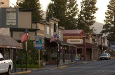 Sisters, Oregon Love this little town!!