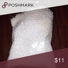 Micro styrofoam beads/balls for floam,slime making Micro styrofoam beads/balls + fine glitters for floam, slime making, crafts etc Other