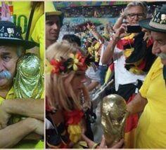 C'est aussi ça la Coupe du monde