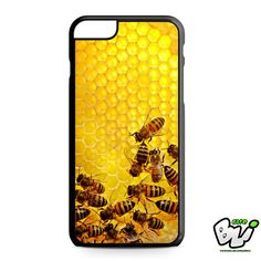 Honeycomb Bee iPhone 6 Plus Case | iPhone 6S Plus Case