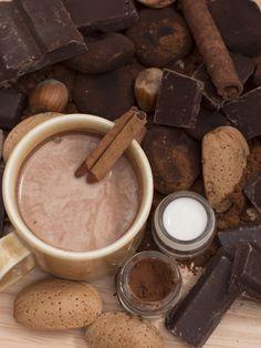 Christmas Party Idea: Make-Your-Own Hot Cocoa Bar