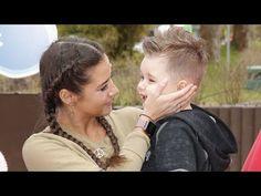 """Alessio trällert Mama Sarahs neuen Song auf Italienisch mit!"" - CONN3CTOR Partner, Videos, Youtube, Couple Photos, Couples, Social Networks, Couple Photography, Couple"