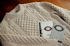 Aran Sweater Market's Clan sweater