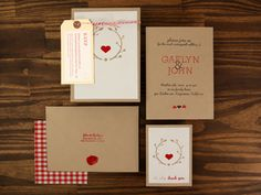cute design - good idea for a party invitation as well.
