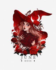 Anime Girl Drawings, Cute Drawings, Halloween Wallpaper Cute, Anime Witch, Witch Tattoo, Cute Anime Coupes, Beautiful Fantasy Art, Witch Art, Zodiac Art