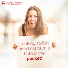 With our high quality of output and competitive rates, we have successfully made numerous people stylish!   #hair #haircare #hairexpert #lifestyle #fashion #style #JawedHabib