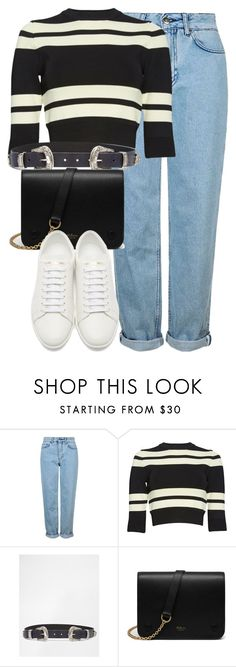 """Yves Saint Laurent x Mulberry"" by muddychip-797 ❤ liked on Polyvore featuring Topshop, A.L.C., ASOS, Mulberry, Yves Saint Laurent, casual, saintlaurent, mulberry and fashionset"