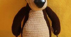 Amigurumi Crochet Food, Doll Clothes, Knitting Toys, Fancy, Dolls, Blog, Fashion, Baby Dolls, Crochet Bear Patterns