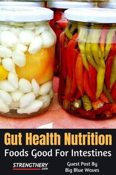 This article reveals the foods good for intestines and explains the basics of gut health nutrition. Fiber-rich and fermented foods contribute to optimal digestion. Health And Nutrition, Health And Wellness, Health Tips, Health Benefits, Prebiotics And Probiotics, Best Probiotic, Fiber Foods, Fermented Foods, Gut Health