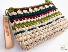Marvelous Crochet A Shell Stitch Purse Bag Ideas. Wonderful Crochet A Shell Stitch Purse Bag Ideas. Crochet Eyes, Crochet Bear, Love Crochet, Diy Crochet, Crochet Birds, Crochet Food, Crochet Animals, Crochet Clutch, Crochet Handbags
