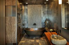 Modern Asian Bathroom Design Style Wonderful oriental house design and interior ideas Home design Zen Bathroom Design, Bathroom Design Inspiration, Bathroom Styling, Bathroom Interior Design, Home Interior, Design Ideas, Bathroom Designs, Asian Interior, Eclectic Bathroom