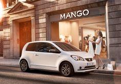 #sayhello to the Seat Mii Mango with Auto Trader http://po.st/SeatMii