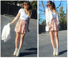Sweet Somewhere Bound (by Taryn and Rhiannon Dudley) http://lookbook.nu/look/4595363-Sweet-Somewhere-Bound
