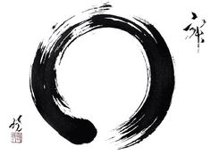 Enso symbol for a tattoo
