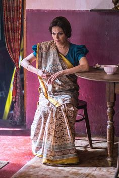 Roshana Dalal - Lilette Dube in 'Indian Summers' Season 1, set in 1932 (TV series).