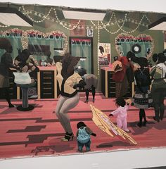 GO SEE: KERRY JAMES MARSHALL: MASTRY AT MCA CHICAGO