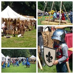 Ridderspektakel - medieval knight for a day Hidden in the Amsterdamse Bos, great day out in Amsterdam with kids!