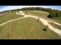 Andoer Upgrade Version 250mm Mini FPV Quadcopter Flips and Gates