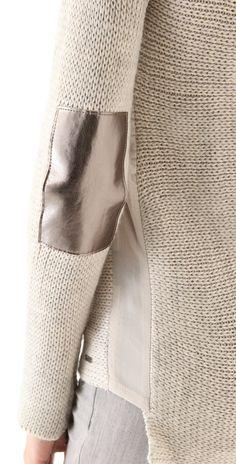 Maison Scotch Rib Knit Sweater | SHOPBOP